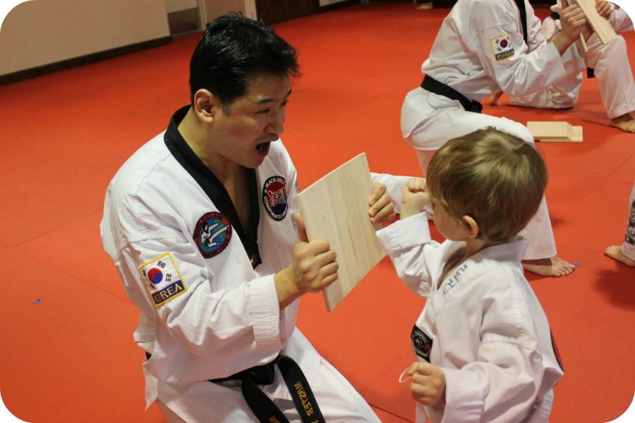 Master Eun Soo Yoo