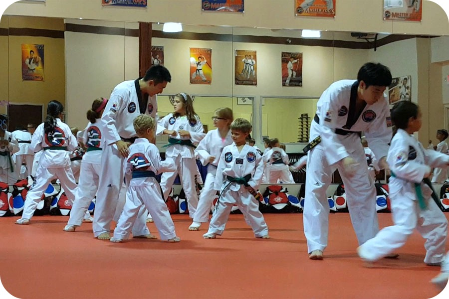 Master Yoo's Tae Kwon Do in Noblesville